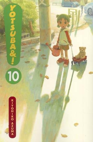 Yotsuba Vol 10 GN