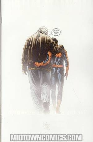 Ultimate Comics Spider-Man #160 Incentive Joe Quesada Variant Cover (Death Of Spider-Man Tie-In)