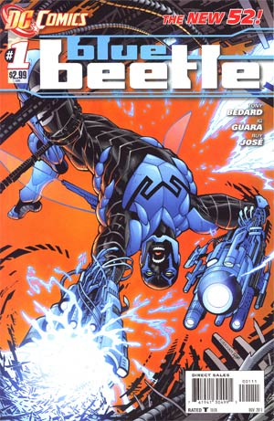 Blue Beetle Vol 8 #1 1st Ptg