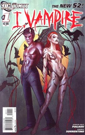 I Vampire #1 1st Ptg
