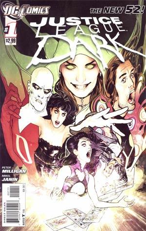 Justice League Dark #1 1st Ptg