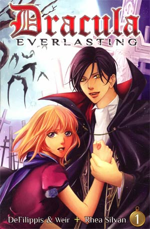 Dracula Everlasting Vol 1 GN