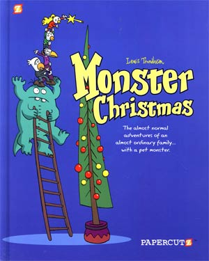 Monster Vol 1 Monster Christmas HC