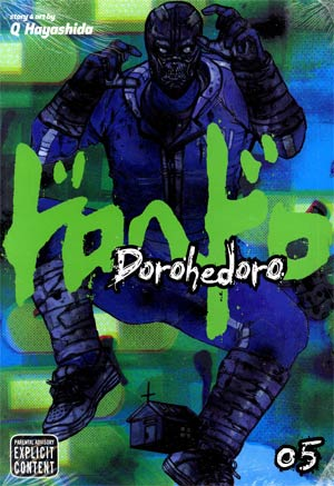 Dorohedoro Vol 5 TP