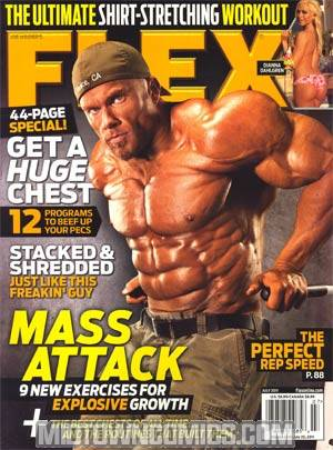 Flex Magazine Vol 29 #5 Jul 2011