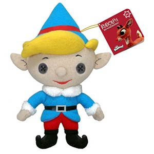 Rudolph The Red-Nosed Reindeer Hermey The Elf Plushies