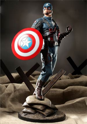 Captain America The First Avenger Premium Format Figure
