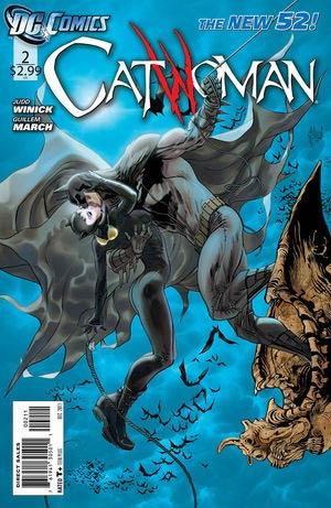 Catwoman Vol 4 #2