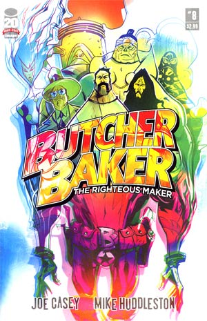 Butcher Baker The Righteous Maker #8