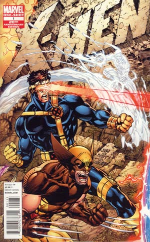 X-Men Vol 2 #1 20th Anniversary Edition