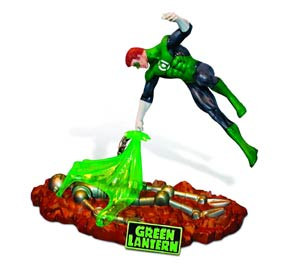 Green Lantern 1/10 Scale Model Kit