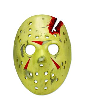 Friday The 13th Part IV Jason Mask Prop Replica