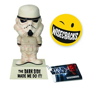 Star Wars Stormtrooper The Dark Side Made Do It Wacky Wisecrack