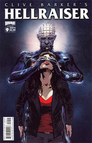 Clive Barkers Hellraiser Vol 2 #9 Regular Cover B