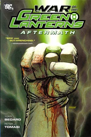 War Of The Green Lanterns Aftermath HC