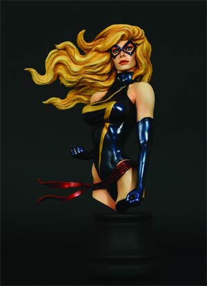 Ms Marvel Modern Mini Bust By Bowen