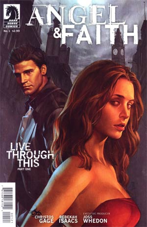 Angel And Faith #1 Cover C Incentive Jo Chen Variant Cover
