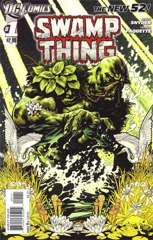 Swamp Thing Vol 5 #1 (Complete Set Listing)