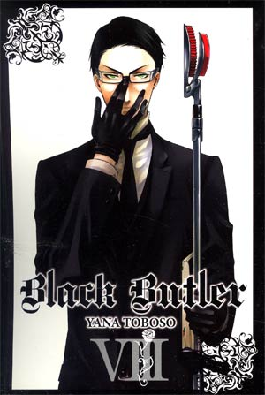 Black Butler Vol 8 GN