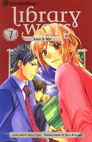 Library Wars Love & War Vol 7 GN