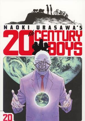 Naoki Urasawas 20th Century Boys Vol 20 TP