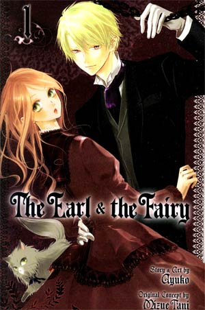 Earl & The Fairy Vol 1 TP