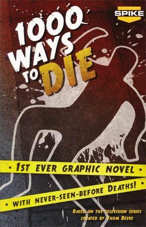 1000 Ways To Die GN