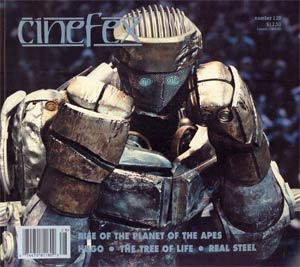 Cinefex #128 Jan 2012