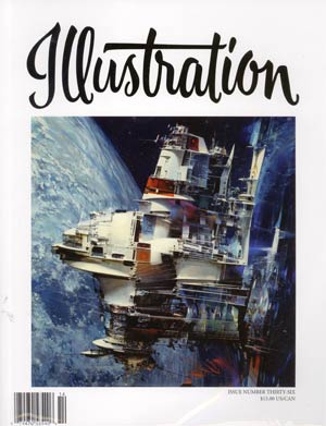 Illustration Magazine #36