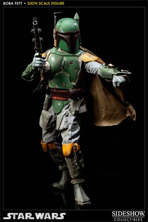 Star Wars Boba Fett 12-Inch Action Figure