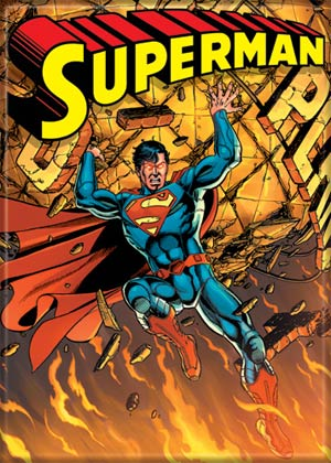 New DC 52 Superman #1 Cover Magnet (20398DC)