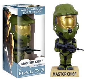 Halo Spartan Wacky Wobbler