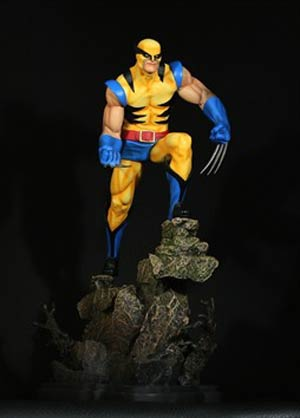 Wolverine Original Statue By Bowen Website Exclusive