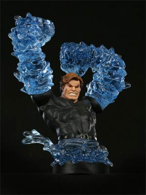 Hydro-Man Mini Bust By Bowen Website Exclusive