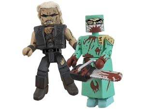 Minimates Maximum Zombies 2-Pack NYCC 2011 Exclusive