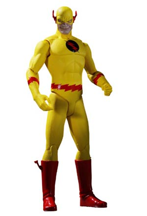 Flashpoint Zoom SDCC 2011 Exclusive Action Figure