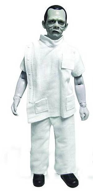 Twilight Zone 8-Inch Series 4 Dr Bernardi Action Figure