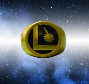 FREE - Legion Of Super-Heroes Flight Ring