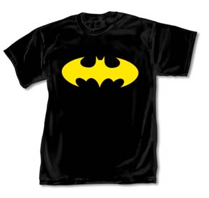 Batgirl Symbol III T-Shirt Large
