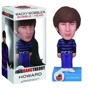 Big Bang Theory Howard Wacky Wobbler