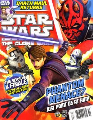 Star Wars Clone Wars Magazine #10 Mar / Apr 2012
