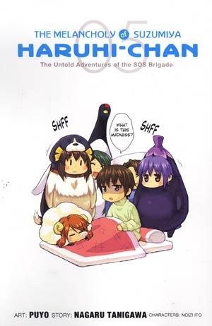 Melancholy Of Suzumiya Haruhi-Chan Vol 5 GN