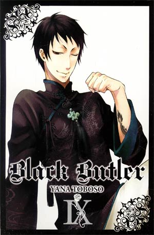 Black Butler Vol 9 GN
