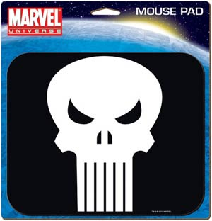 Punisher Logo Mouse Pad (12099MP)