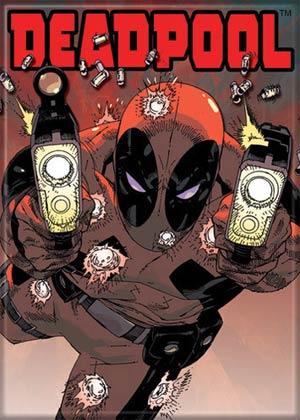 Deadpool Guns Magnet (20178MV)