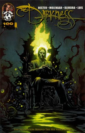 Darkness Vol 3 #100 Cover A Jeremy Haun