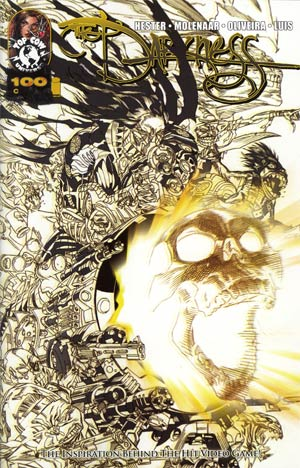Darkness Vol 3 #100 Cover C Michael Golden