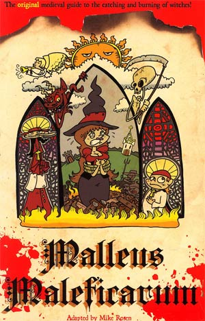 Malleus Maleficarum Original Medieval Guide To The Catching And Burning Of Witches GN