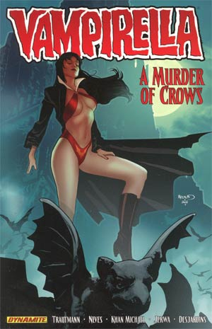 Vampirella Vol 2 A Murder Of Crows TP