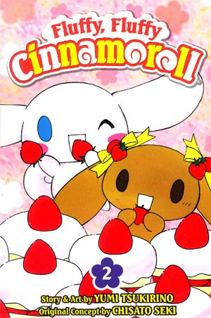 Fluffy Fluffy Cinnamoroll Vol 2 GN